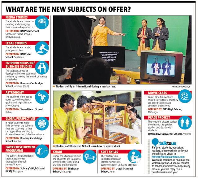HT Top Schools Survey 2016: A different school of thought