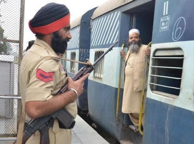 The 150 passengers who arrived from the other side on Monday had heard on a Pakistani news channel that the train had been shut. Their worries turned to relief when they reached Attari and got to know that their passage to India and Indian relatives was still open.