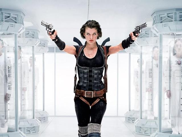 Milla Jovovich has starred in 6 Resident Evil movies.