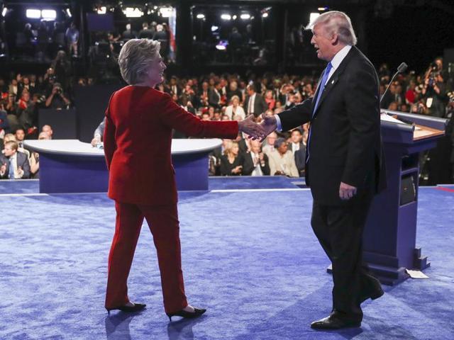 US presidential debate,Debate,Debate highlights