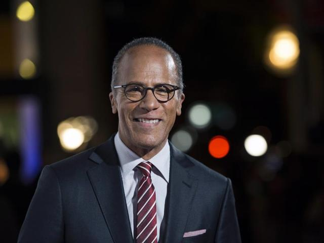 NBC Nightly News anchor Lester Holt will moderate the first scheduled presidential debate on September 26.