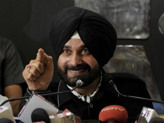 Navjot Singh Sidhu had announced that Awaz-e-Punjab would remain a political front and not a party.