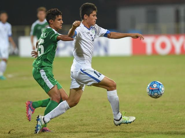 A media release from the organisers of the Asian under-16 football championships said that the competition has so far been free of age-fudging.