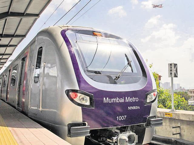 The 172-km-long Metro network is one of the most important cornerstones of chief minister Devendra Fadnavis's government, which is likely to be highlighted ahead of the crucial 2017 civic polls