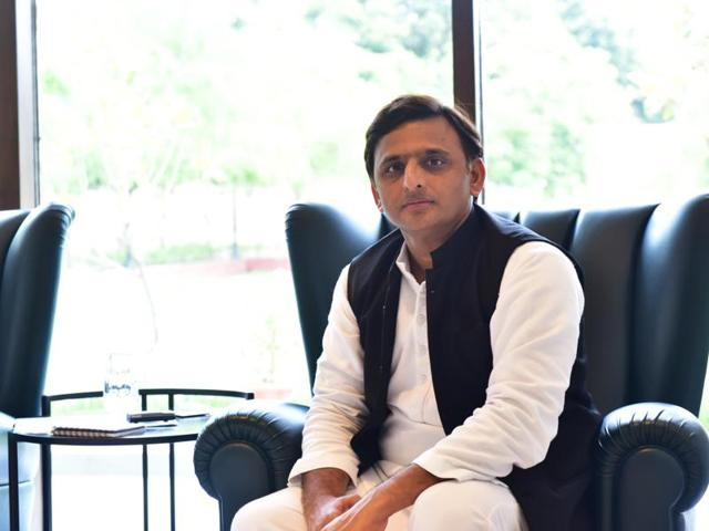 Uttar Pradesh chief minister Akhilesh Yadav on Monday played the Brahmin card while expanding his cabinet for the eighth time.