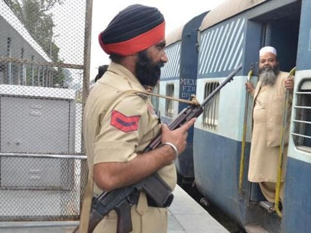 Samjhauta Express was started in 1976 between India and Pakistan.