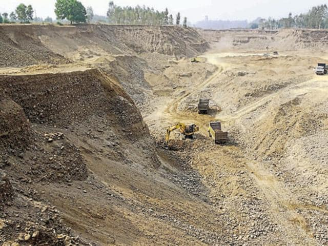 Among the mines in question, two are allegedly owned by Ghandhyam and Raju Solanki who are nephews of former MP Dinu Solanki, considered a close confidante of BJP president Amit Shah.