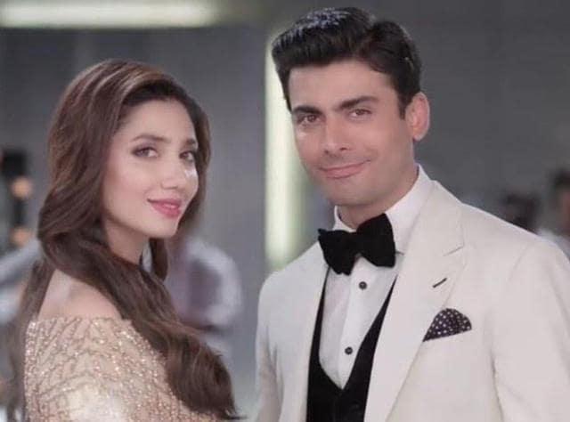 Fawad Khan,Mahira Khan,Ae Dil Hai Mushkil