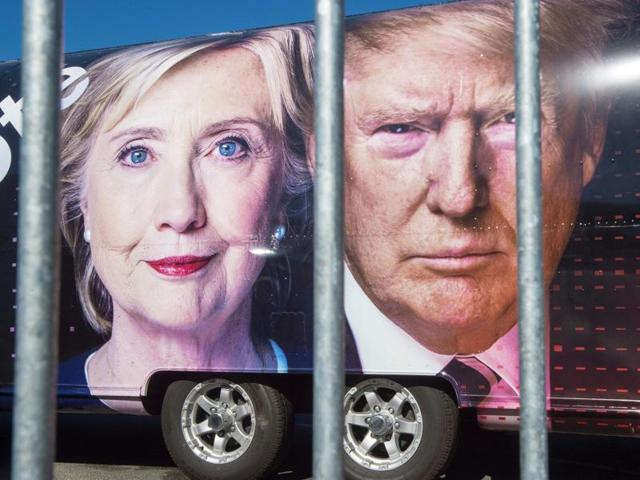 Donald Trump,Hillary Clinton,presidential debate