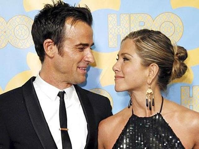 """Theroux slammed what he called """"nonsense"""" attempts to drag Aniston into the divorce news."""