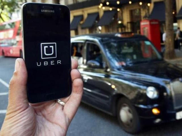 Uber,to move freight,trucking
