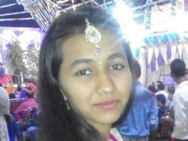 Victim Priya Rawat .