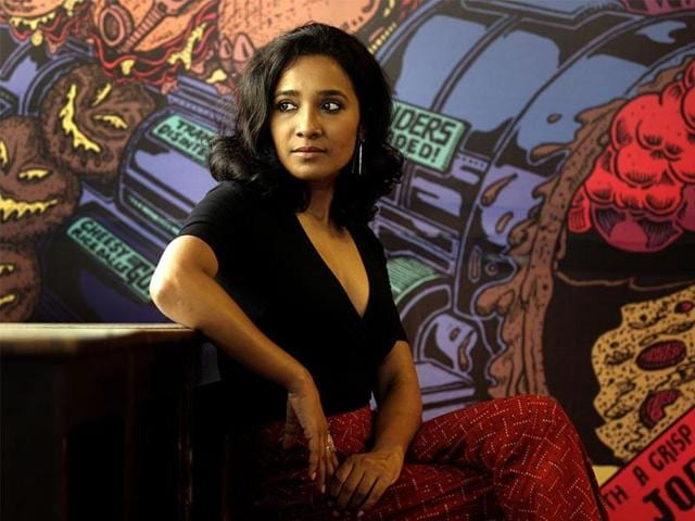 """Tannishtha Chatterjee said she initially tried to go along with the show but could not tolerate the """"offensive"""" jokes after a point."""