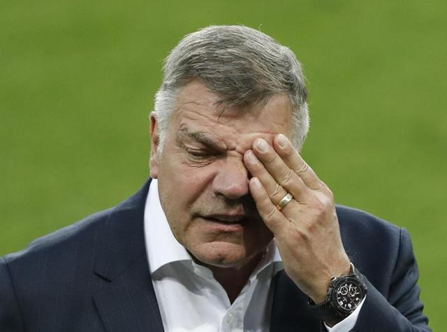 England manager Sam Allardyce has left his position after one match in charge of national team.