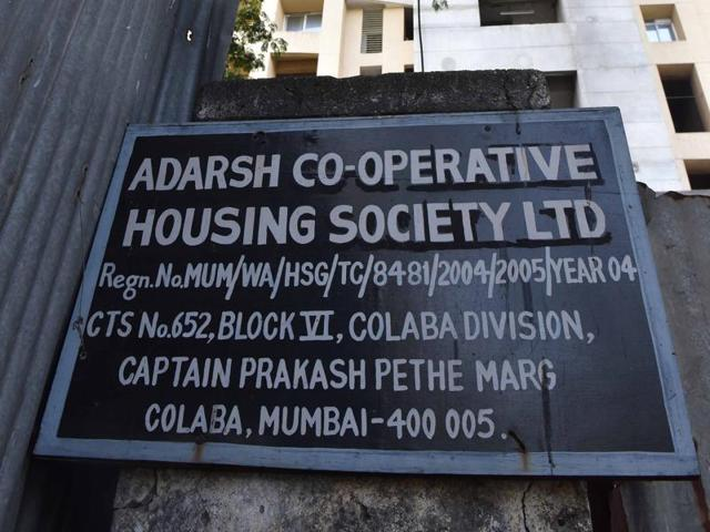 "The court had earlier sought a report from the investigating officer on why he did not investigate ""high and mighty"" people from Mantralaya for whom four flats were kept aside in the controversial high-rise building at Cuffe Parade for purportedly clearing files pertaining to the scam-hit society."