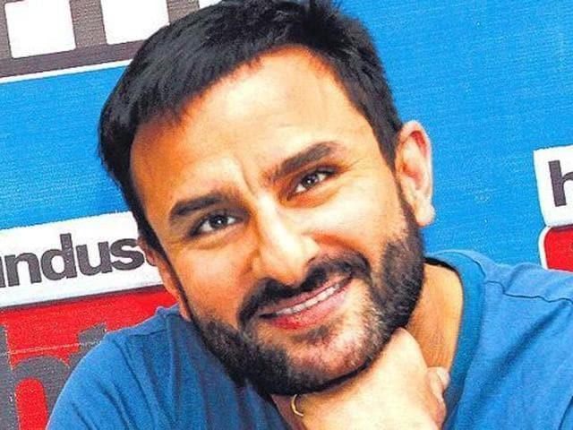 Saif Ali Khan will next be seen in Chef.