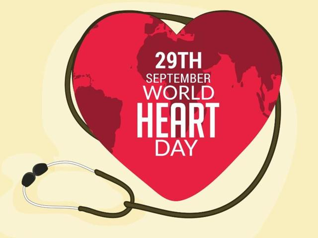 World Heart Day is observed across the world on September 29 every year.