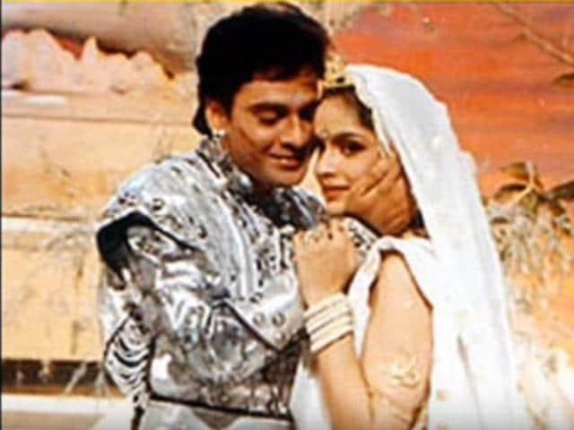 Shahbaaz Khan and Shikha Swaroop played the lead roles in the fantasy drama Chandrakanta.