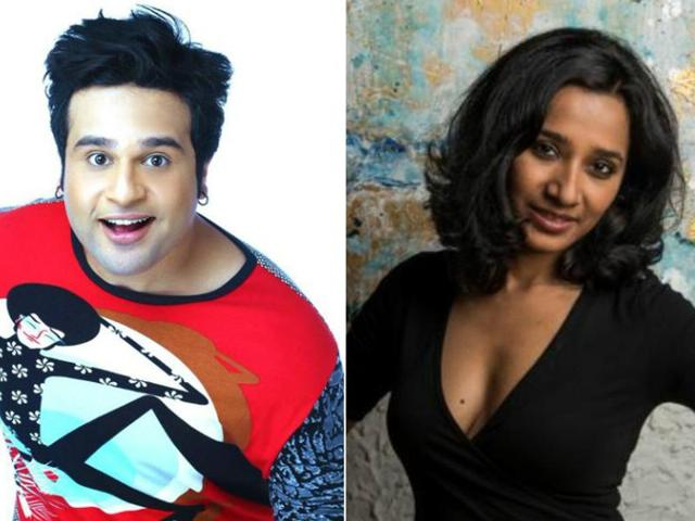 Tannishtha Chatterjee,Comedy Nights Bachao,Skin Colors