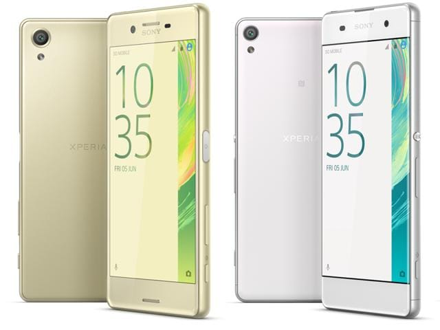 Sony's Xperia X packs in a powerful camera and a long-lasting battery