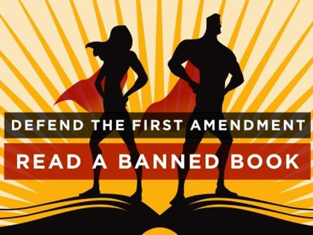 Banned Books Week,Censorship,Freedom To Read