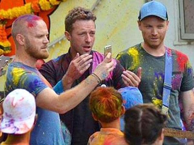 Coldplay will perform in Mumbai on November 19, 2016.