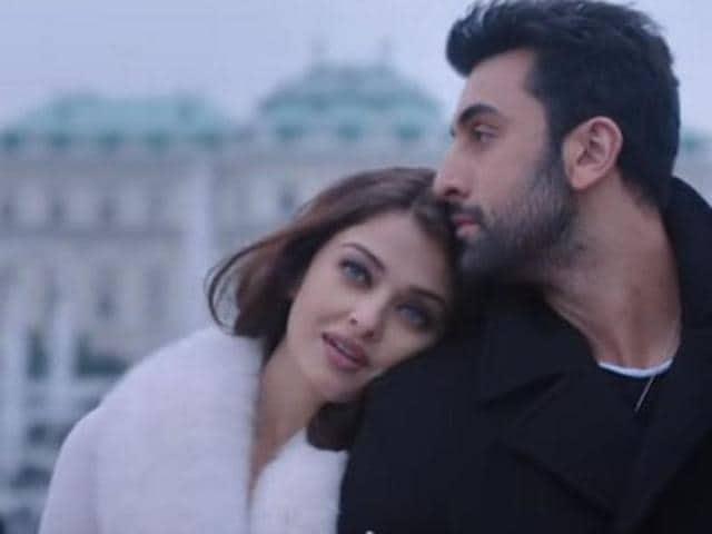 Ranbir Kapoor,Ae Dil Hai Mushkil,Anushka Sharma