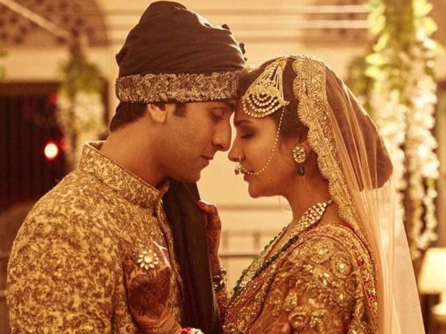 Ranbir Kapoor, Anushka Sharma in a still from Ae Dil Hai Mushkil.