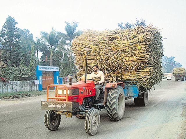 Will he get his dues? Politically connected industrialists owe Rs 223 crore to the government and sugarcane growers.