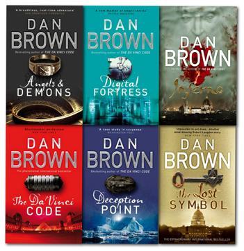 Dan Brown Announces A New Da Vinci Code Book Due Out In 2017