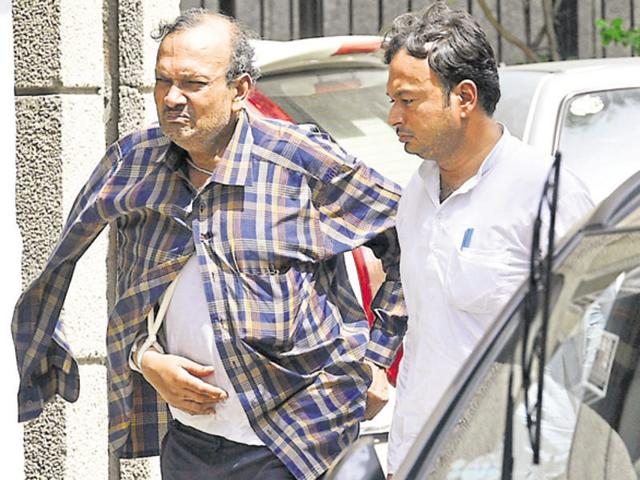 """The NHRC asked the CBI to file a report within 72 hours on the action taken regarding the allegations made in BK Bansal's """"suicide note""""."""