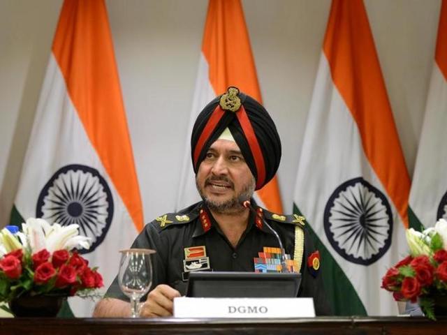 As it happened: Army says terrorist casualties in strike across LoC