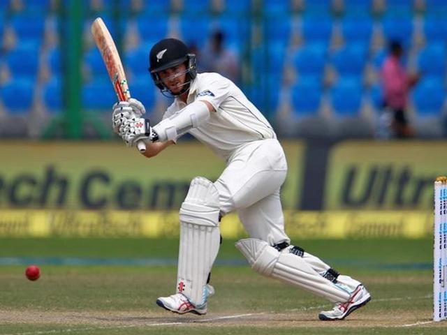 Kane Williamson,India vs New Zealand,Eden Gardens