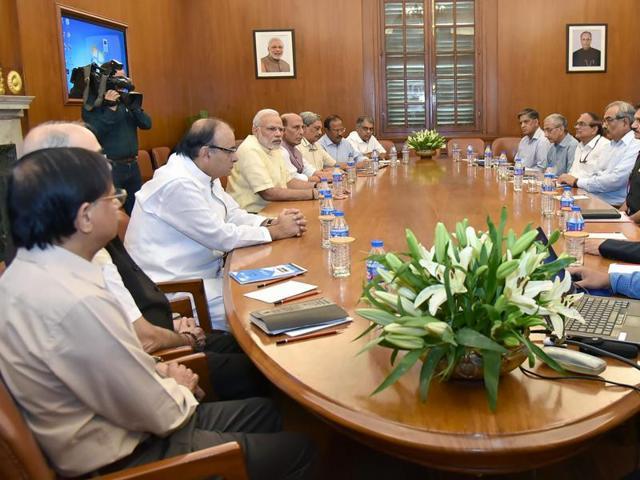 PM Narendra Modi,CCS Meeting,LoC
