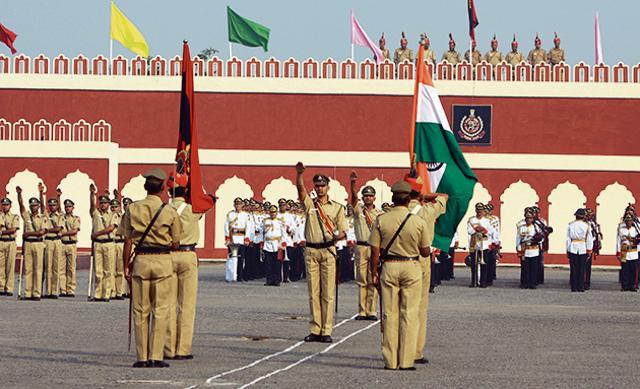 Delhi police training school,police training school,Jharoda Kalan