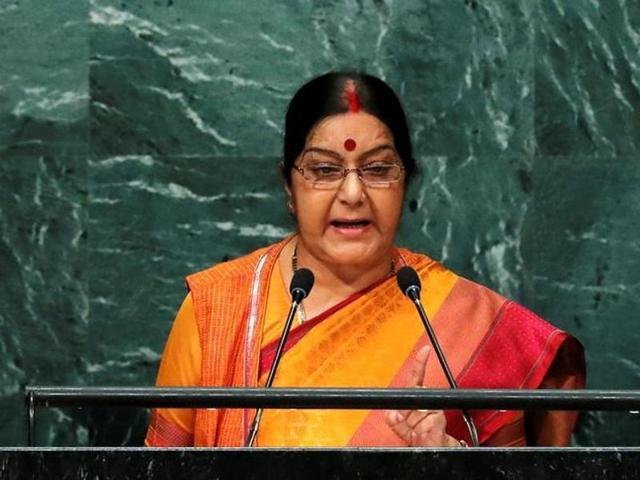 HT Exclusive: India held back strike till Sushma's UN speech