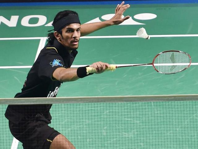Jayaram moved past Chinese Huang Yuxiang 21-15, 21-18 in the second round match.