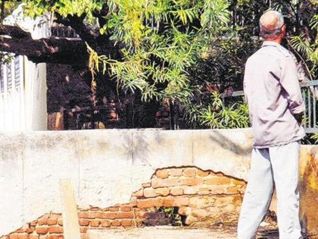 Urinating in open,Ludhiana,Swacch Bharat Abhiyan
