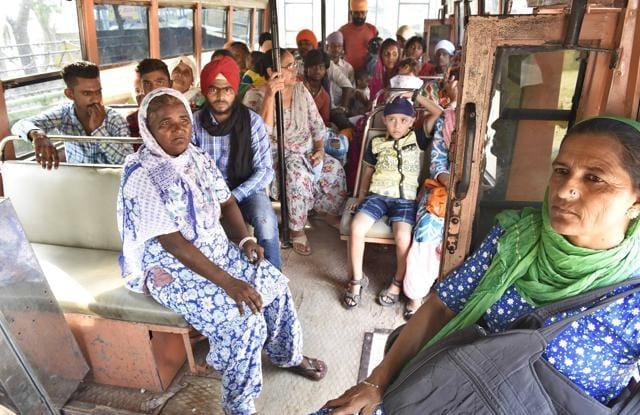 Attari residents