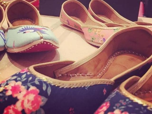Jutti,Footwear Trends,Ethnic Footwear