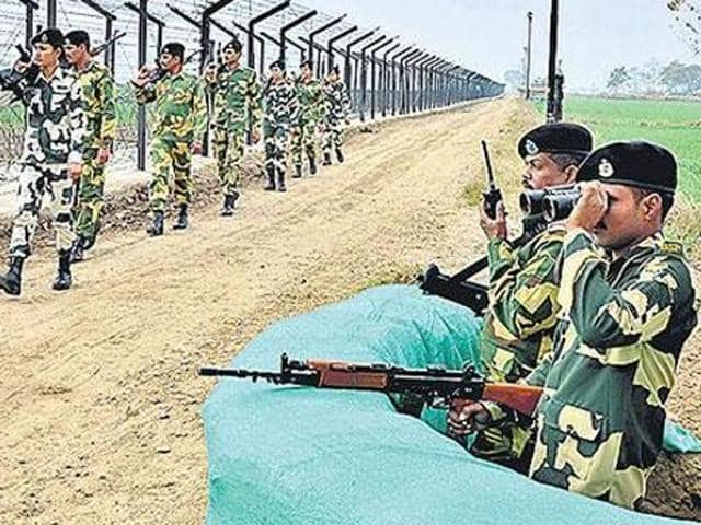 Army convoys, carrying artillery guns, could be seen moving towards the border belt in Punjab on Thursday and Friday in preparation of thwarting any move from Pakistan to retaliate the LoC strike.
