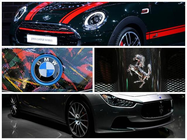Here are five of the vehicles getting the most attention at the Paris Mondial de L'Automobile