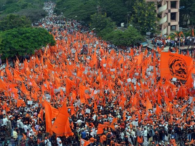 Insiders told HT that the movement, which initially started with the help of just circulation of messages on Whatsapp has turned into a full-fledged social-media driven exercise that now also includes the use of drone cameras to broadcast a live feed of rallies