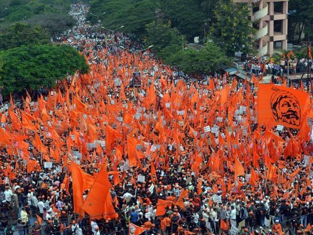 Maratha Protests,WhatsApp,Social Media