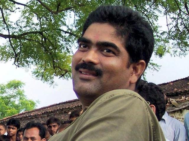 Rashtriya Janata Dal MP Mohammad Shahabuddin in May 2007. The Supreme Court on Friday cancelled the bail given to him by the Patna high court earlier this month.