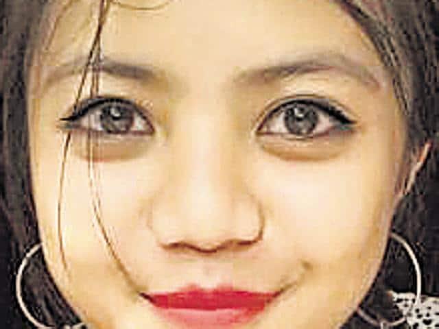 uber cab crash,Kaayum Pegu,miranda house student