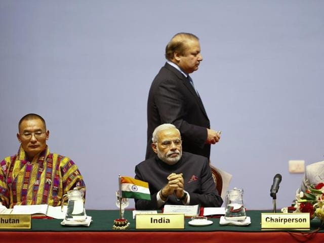 The move by the five countries means the summit cannot go ahead as the Saarc Charter states all decisions must be made by unanimity.