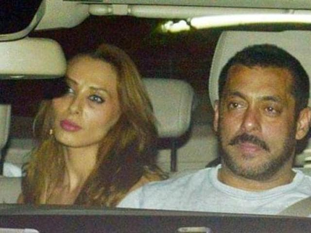 Iulia Vantur and Salman Khan were rumoured to be dating and even wedding was said to be on the cards soon.