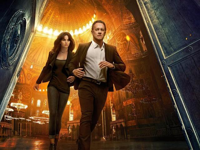 Inferno, starring Tom Hanks, Felicity Jones and Irrfan Khan in leading roles, is releasing in India on October 14.
