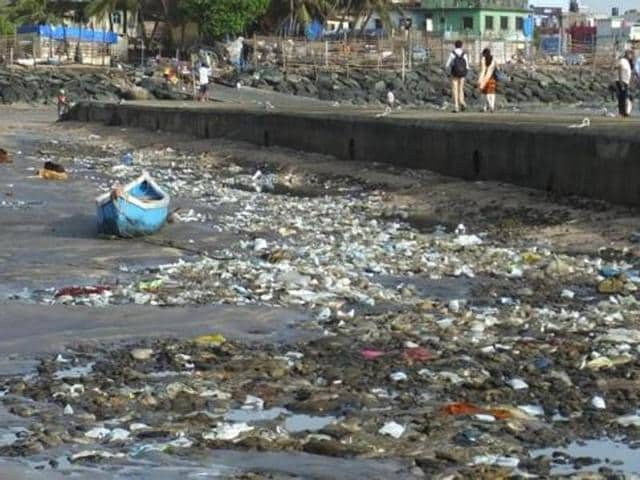 Versova coastline,Versova creek,Maharashtra Pollution Control Board